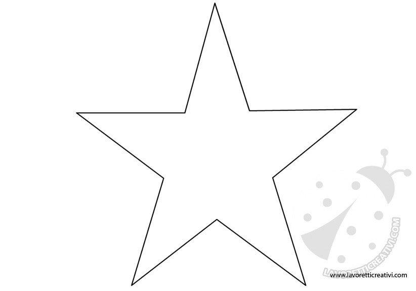 cartamodelli stelle