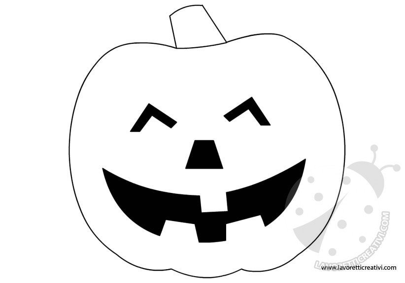 Halloween Sagome Per Lavoretti Lavoretti Creativi