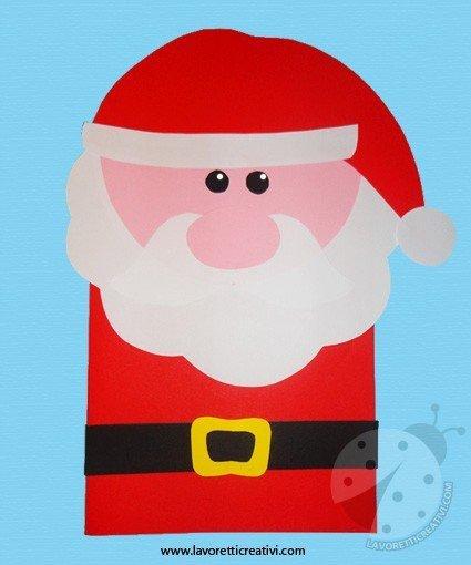 Biglietti Di Natale Fai Da Te Con Foto.Biglietto Di Natale Fai Da Te Lavoretti Creativi