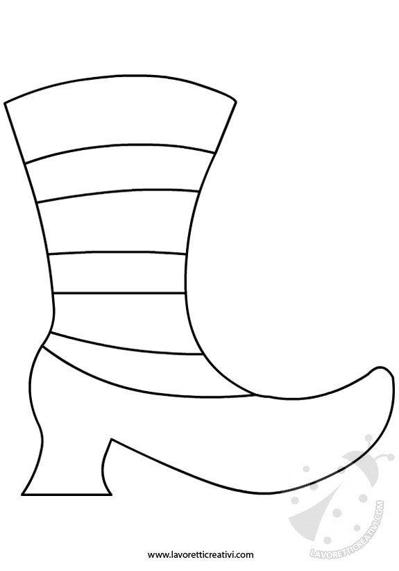 sagome-scarpa-befana