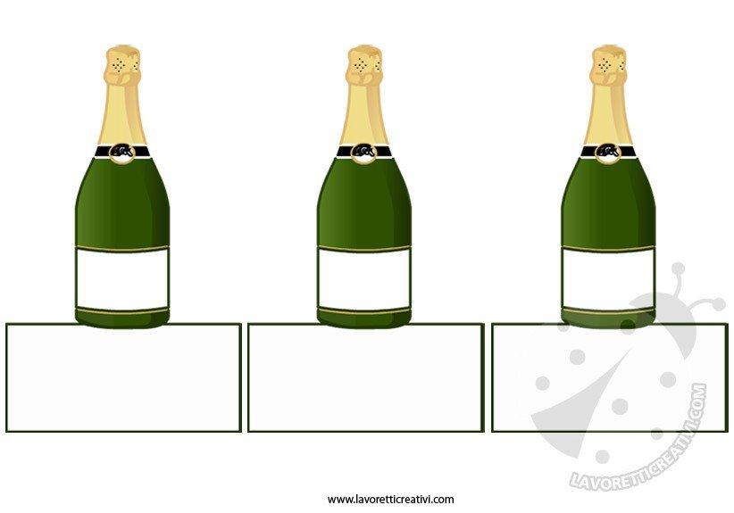 segnaposti-capodanno-bottiglia