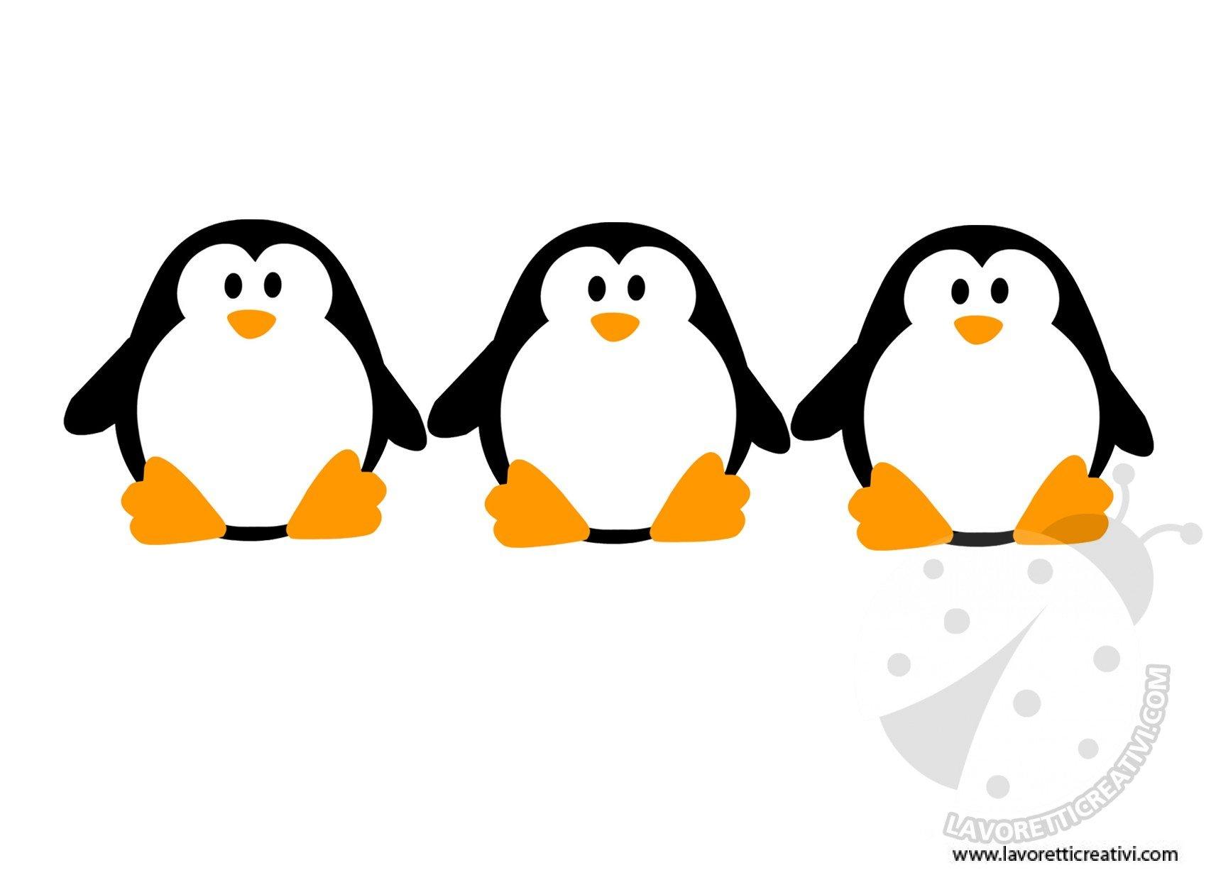 festone-pinguini