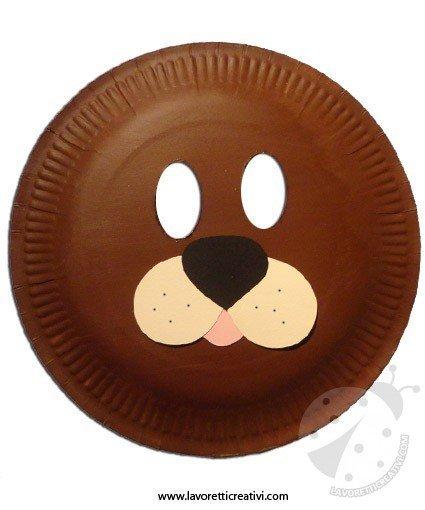 maschera-orso-piatto-3