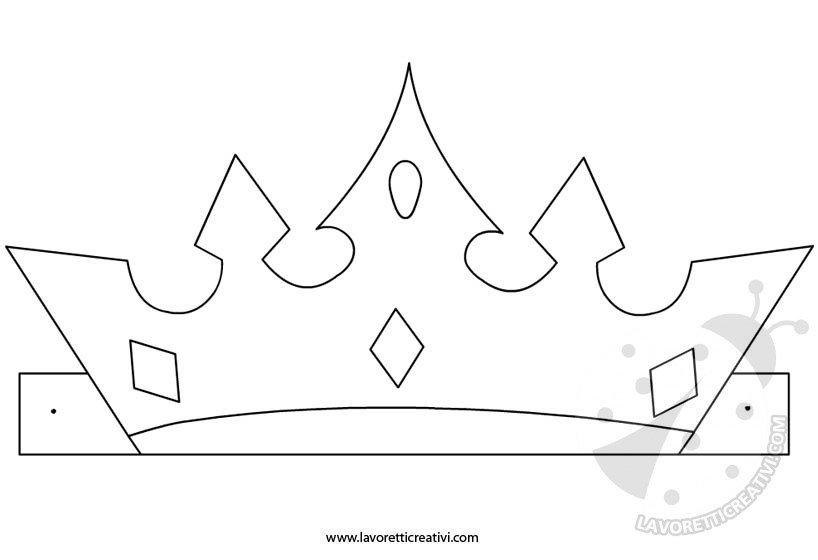 sagoma corona