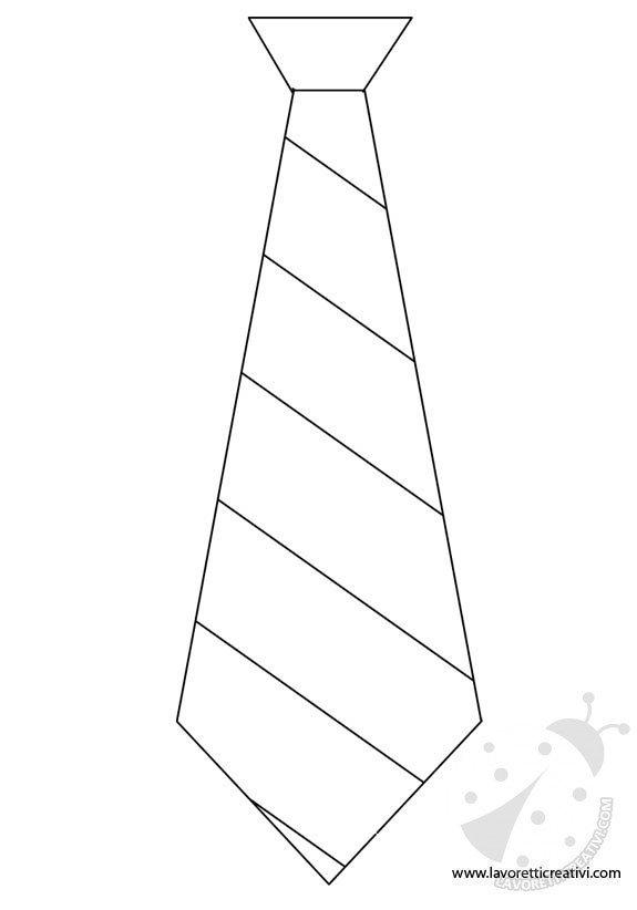 sagoma-cravatta