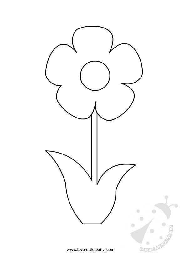 sagoma-fiore