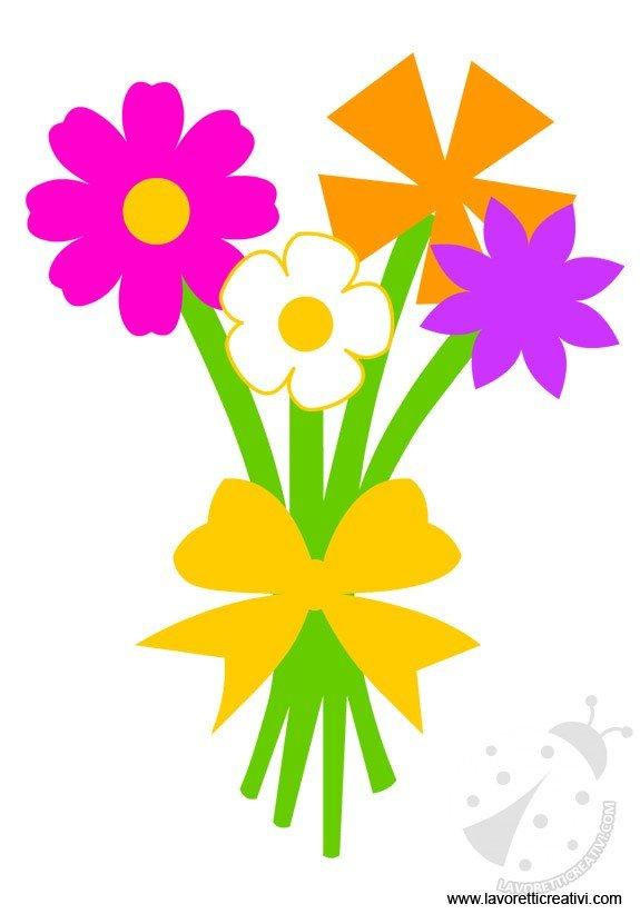 lavoretti-festa-mamma-mazzo-fiori