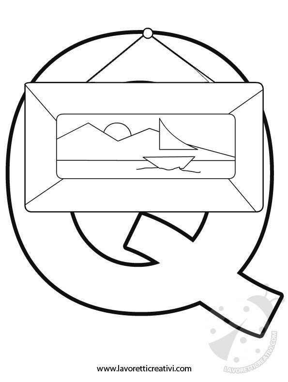 alfabeto-lettera-q