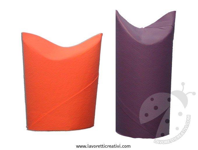 Animali Con Tubi Di Carta Igienica : Come realizzare animali con i tubi di carta igienica lavoretti
