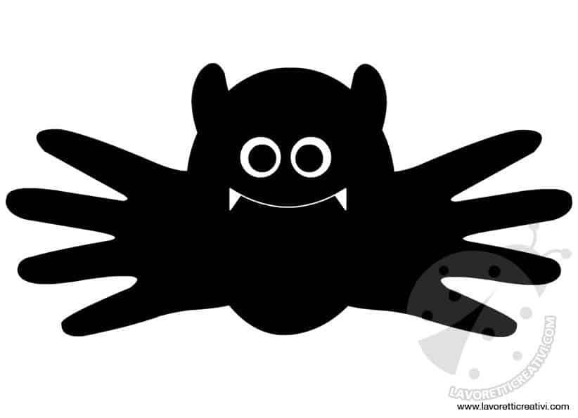 lavoretto-halloween-pipistrello