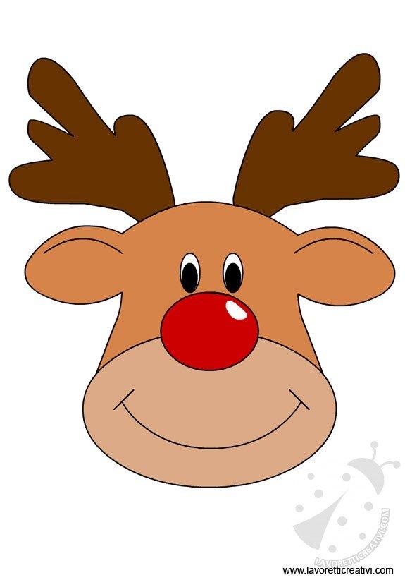 renna natalizia