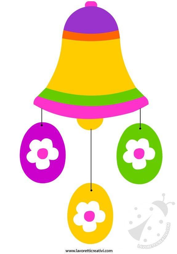 Addobbo pasquale fai da te lavoretti creativi for Addobbi di natale per bambini scuola infanzia