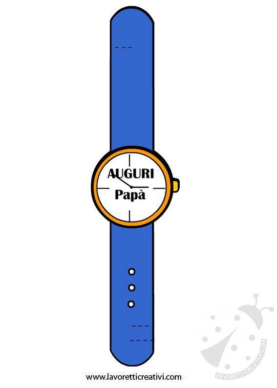 orologi festa papà