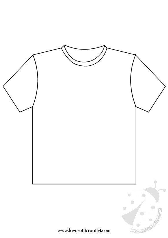 sagoma-maglietta
