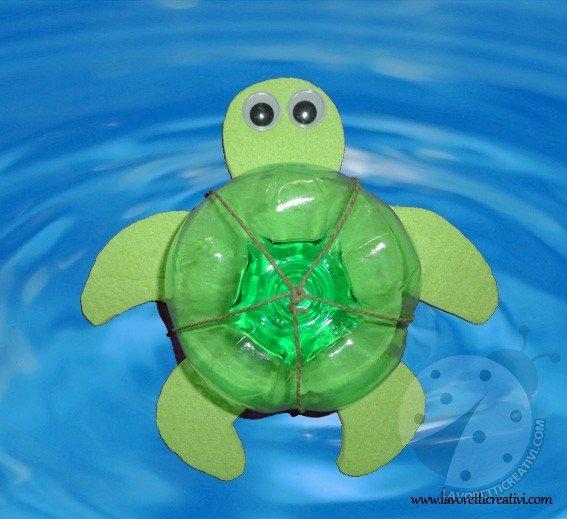 Lavoretti estivi tartaruga marina lavoretti creativi for Lavoretti creativi accoglienza