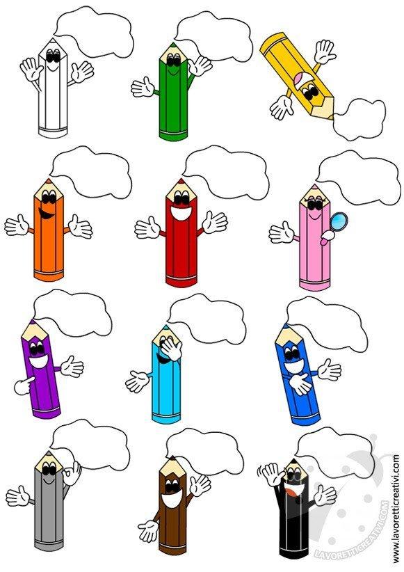 i-colori