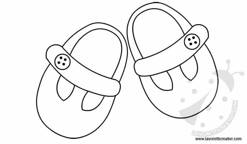 sagome-scarpette-bambino