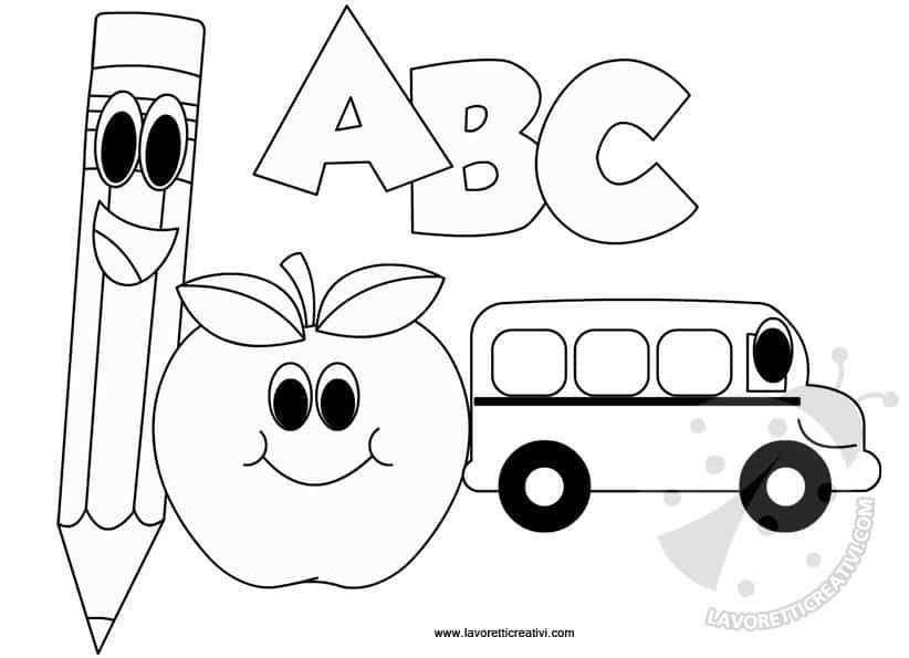 Inizio anno scolastico addobbi per aula lavoretti creativi for Addobbi per accoglienza scuola infanzia