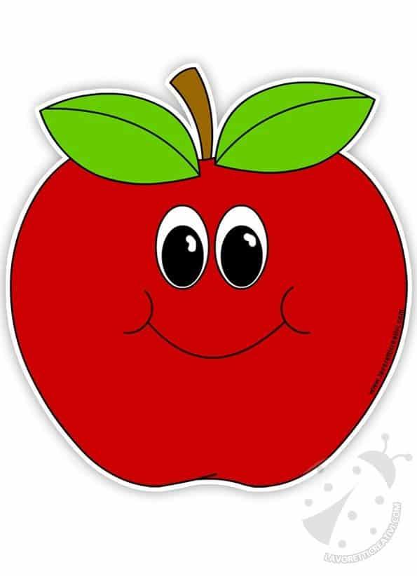 تفاحه كرتون