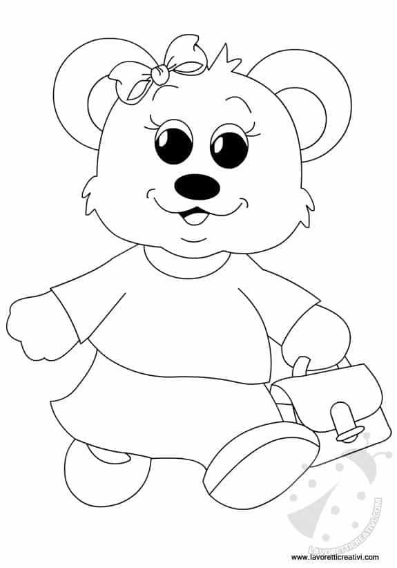 Addobbi accoglienza scuola materna orsetta lavoretti for Addobbi scuola infanzia