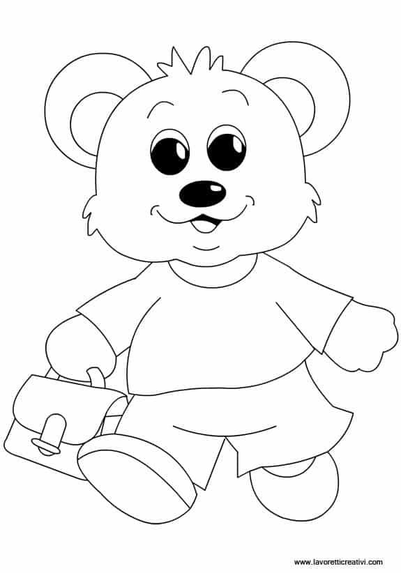 Addobbi accoglienza scuola dell 39 infanzia orsetto for Lavoretti accoglienza scuola infanzia