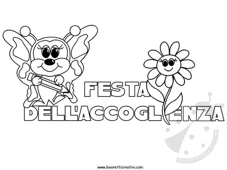 Festa dell 39 accoglienza scuola primaria lavoretti creativi for Lavoretti accoglienza scuola primaria