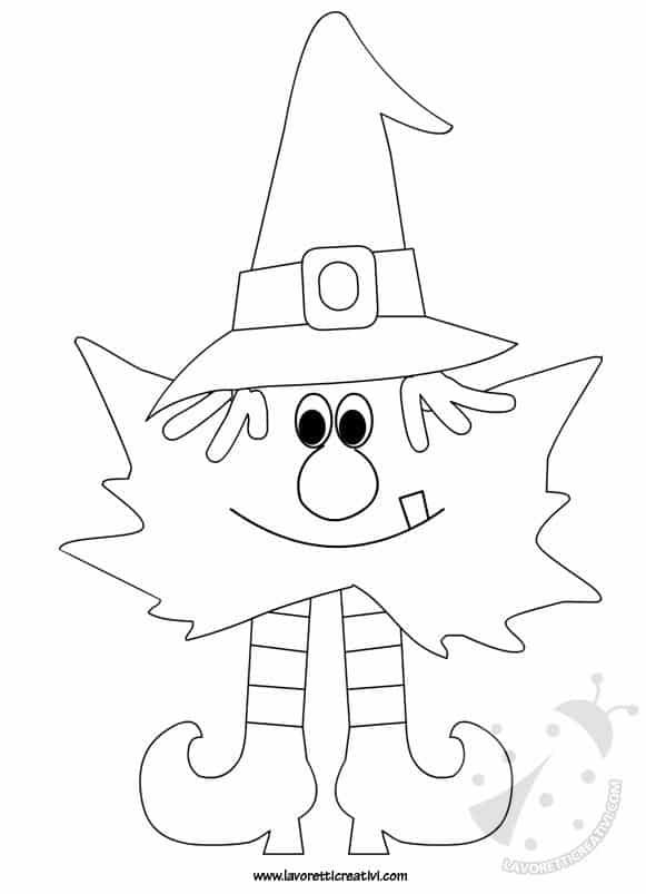 strega-halloween-disegno