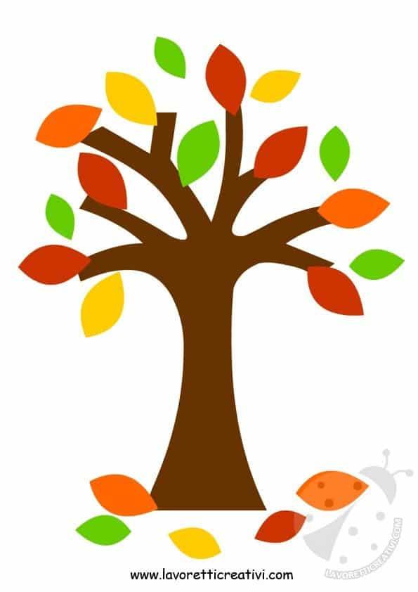 albero-autunno-feltro-lavoretti-scuola-infanzia
