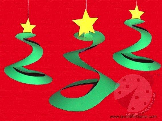 Decorazioni Di Natale Per Aula Scuola Lavoretti Creativi