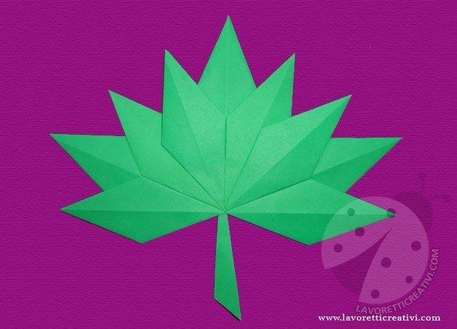 foglia-acero-lavoretti-autunno-origami