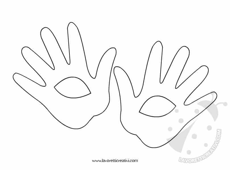 maschera-mani
