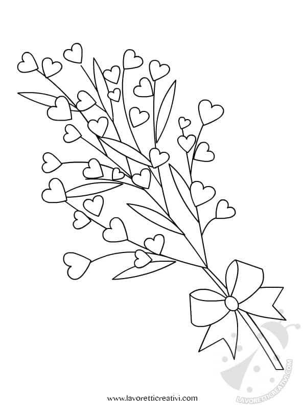 Mimosa Da Colorare.Come Realizzare Un Ramoscello Di Mimosa Lavoretti Creativi