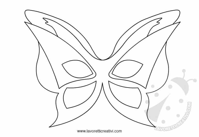 maschera-farfalla-2-sagoma