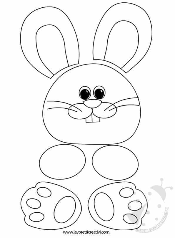 sagome-coniglio