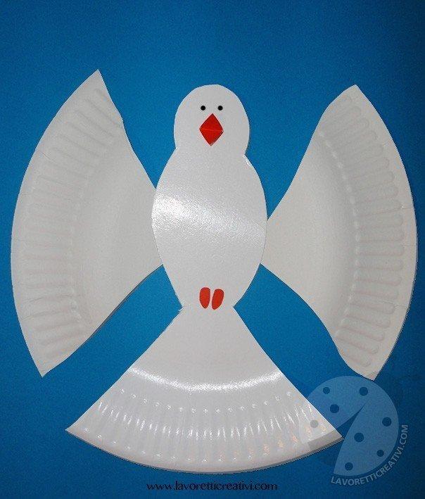 colomba-piatto-carta