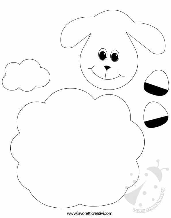 sagome-agnello-pasqua