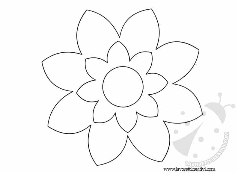 fiori-da-colorare-8-petali