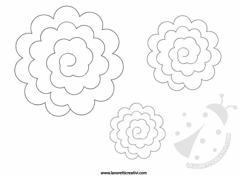 modello-rose-feltro