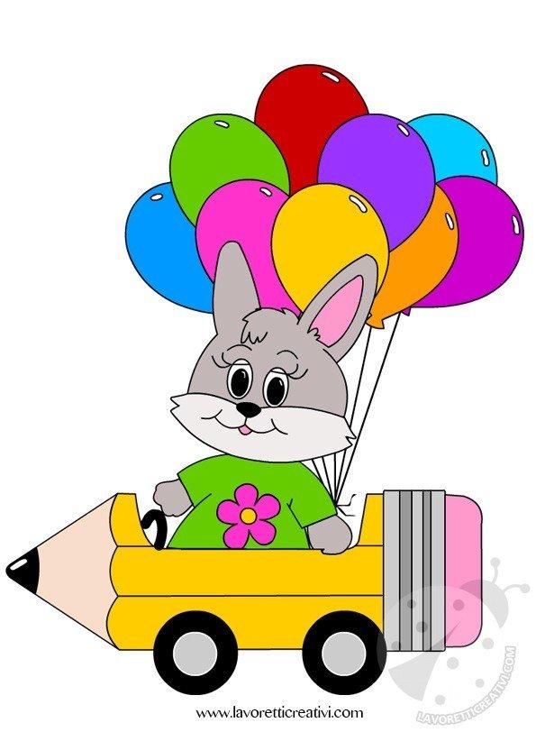 Striscione accoglienza scuola con animali lavoretti creativi for Lavoretti accoglienza scuola primaria