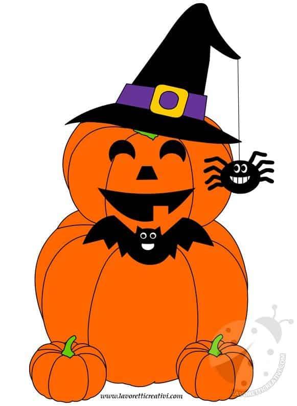 idee per decorazioni halloween lavoretti creativi