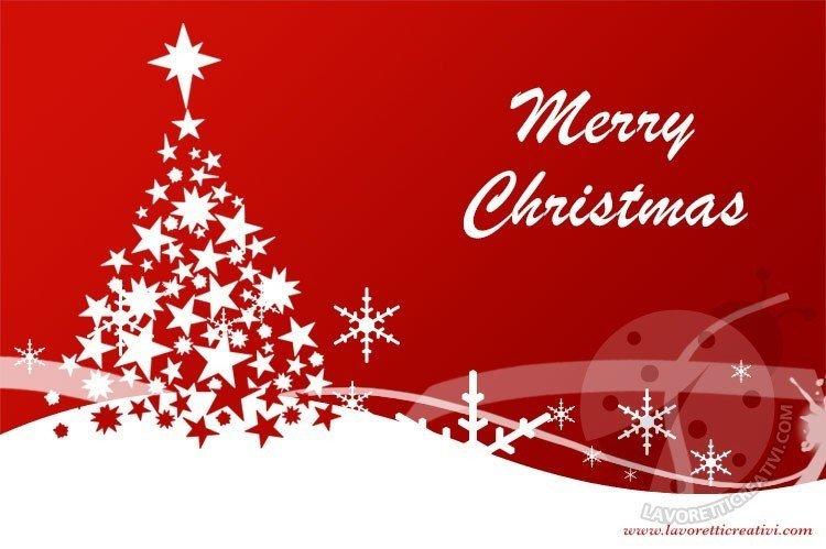 Immagini Di Cartoline Natalizie.Cartoline Di Natale Per Whatsapp E Facebook Lavoretti Creativi