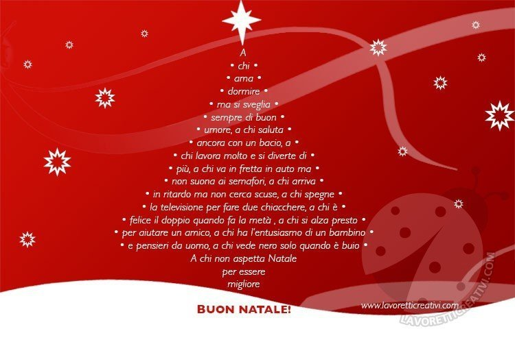 Cartoline WhatsApp Natale 2