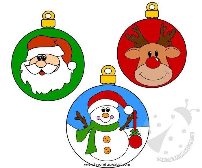 Palline Di Natale Di Carta Lavoretti Creativi