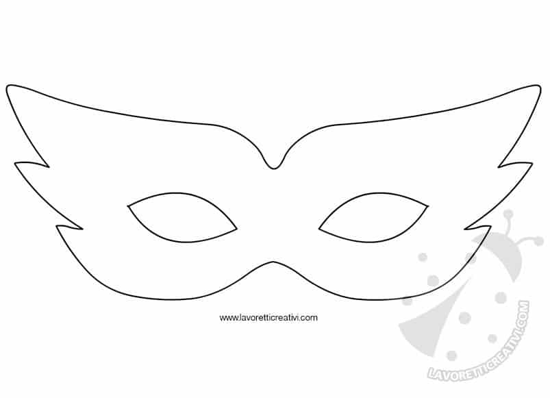 sagome-maschere