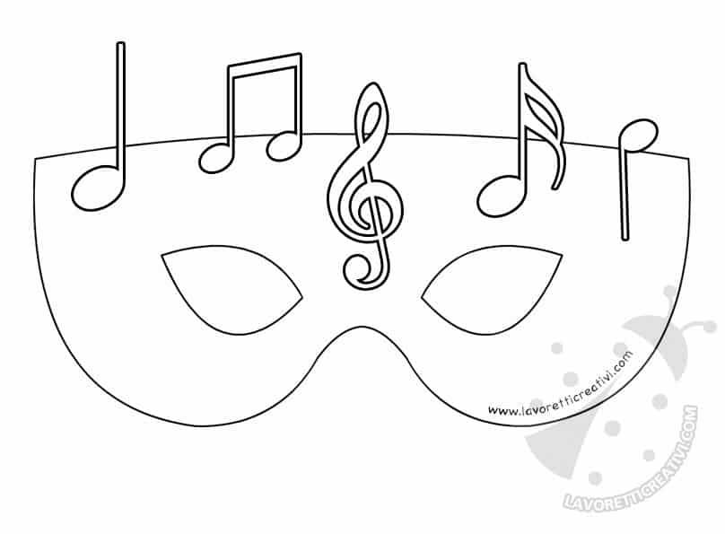 maschera-note-musicali