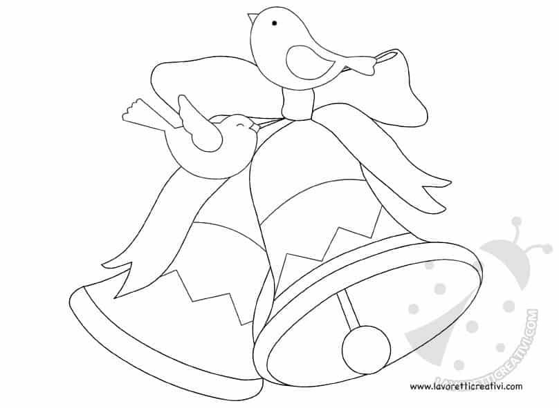 Campana Pasqua Disegno.Addobbi Di Pasqua Disegni Di Campane Di Pasqua Lavoretti