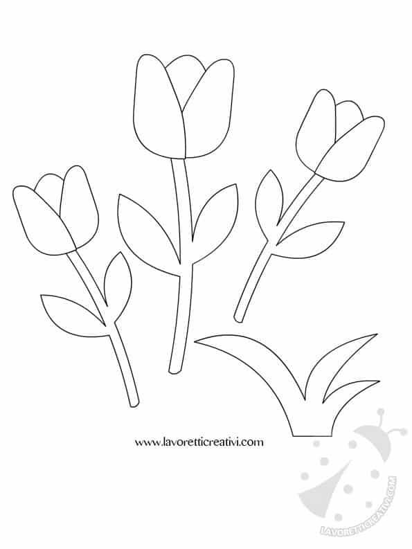 Decorazioni Primavera con fiori