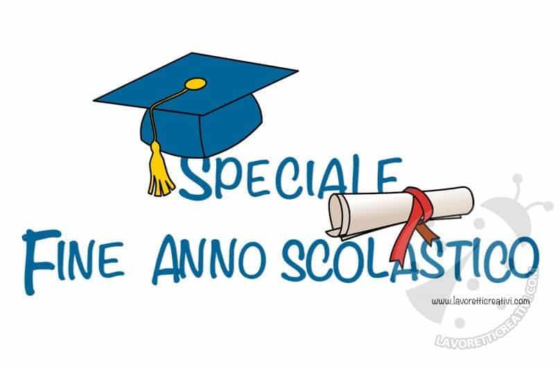 Speciale per la Fine dell'Anno Scolastico