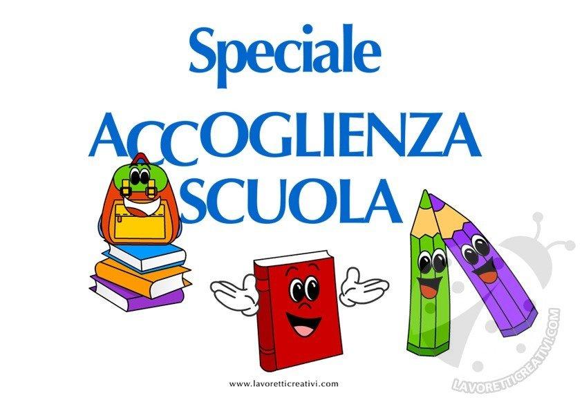 Speciale accoglienza scuola lavoretti creativi for Lavoretti accoglienza infanzia