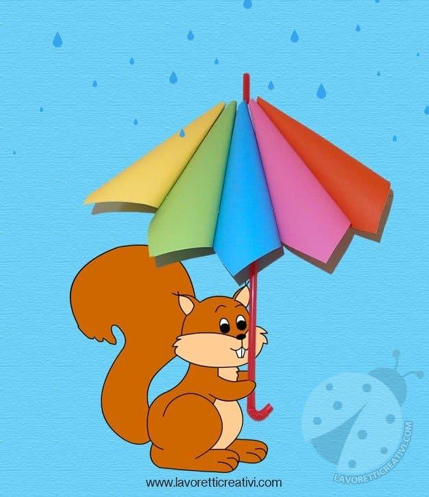 ombrello-scoiattolo